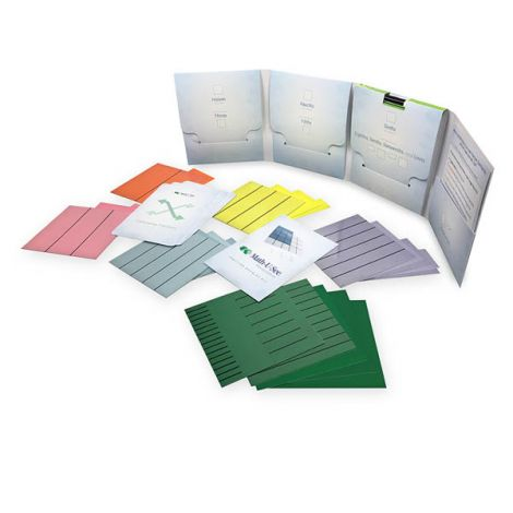 Math-U-See Fraction Overlay Kit | Veritas Press