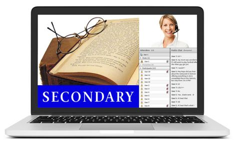 Omnibus IV Secondary - Live Online Course