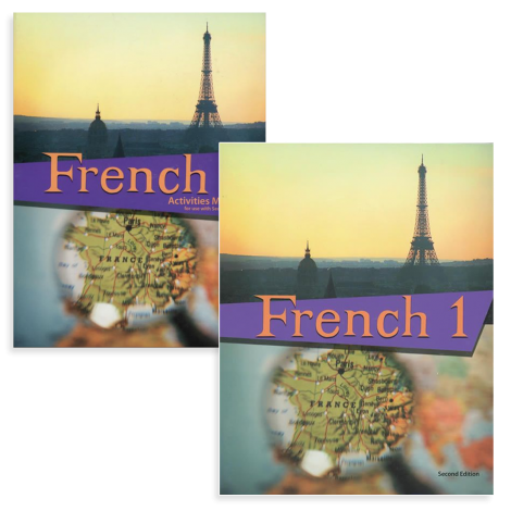 French I - Live Course Kit
