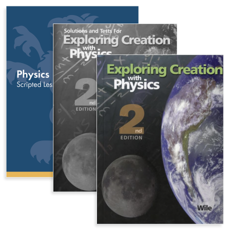 Physics I - Live Course & You Teach Kit