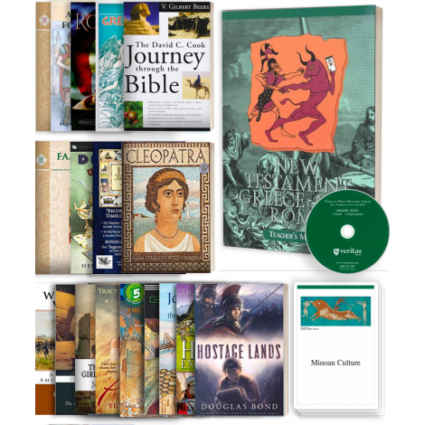 New Testament, Greece & Rome - Level 1 - You Teach Kit