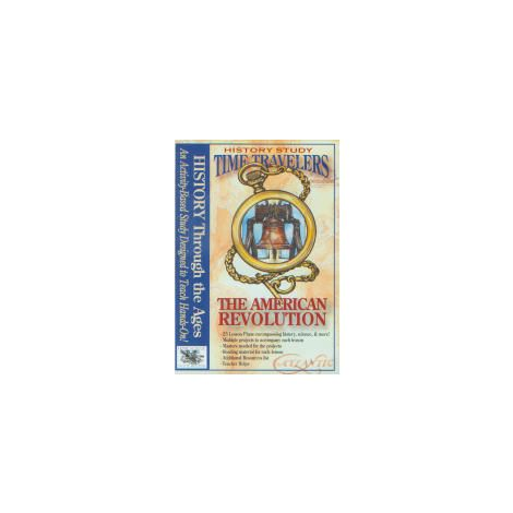 Time Travelers History Study: The American Revolution, CD