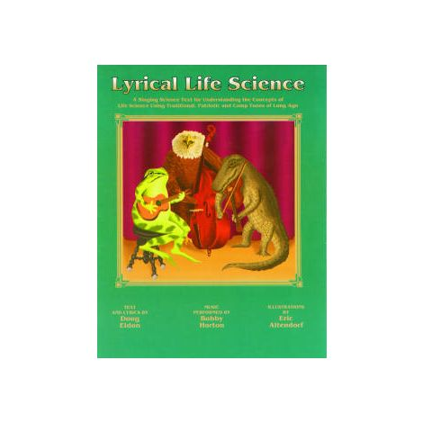 Lyrical Life Science Vol. 1 with CD