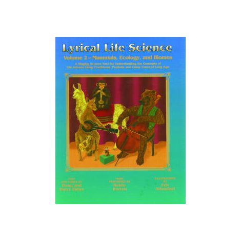 Lyrical Life Science Vol. 2 - Mammals