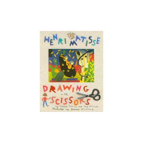 Henri Matisse: Drawing with Scissors - Smart About Art