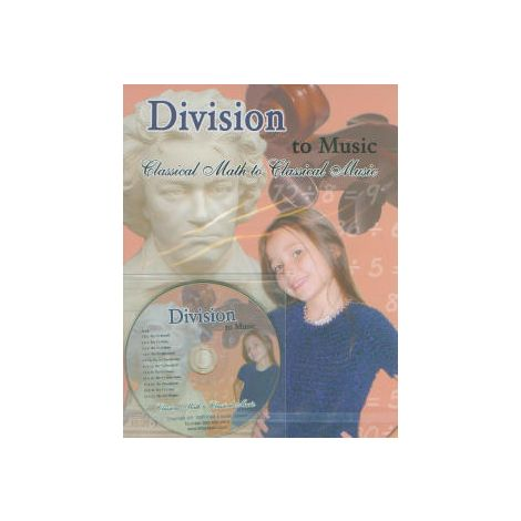 Division to Music: Classical Math to Classical Music Book & CD