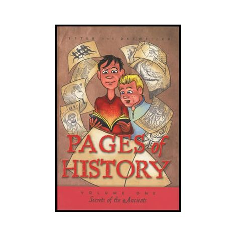 Pages of History 1: Secrets of the Ancients (eBook)