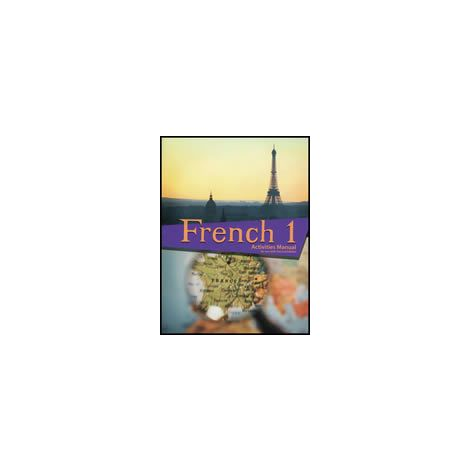 French 1 Activities Manual 2nd Edition