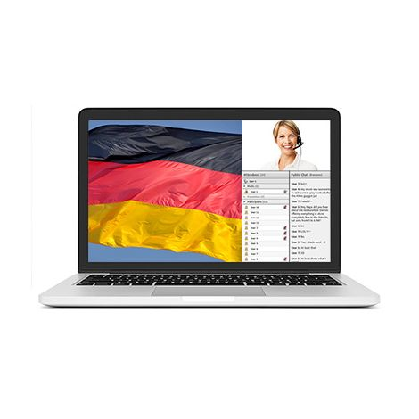 German I - Live Online Course