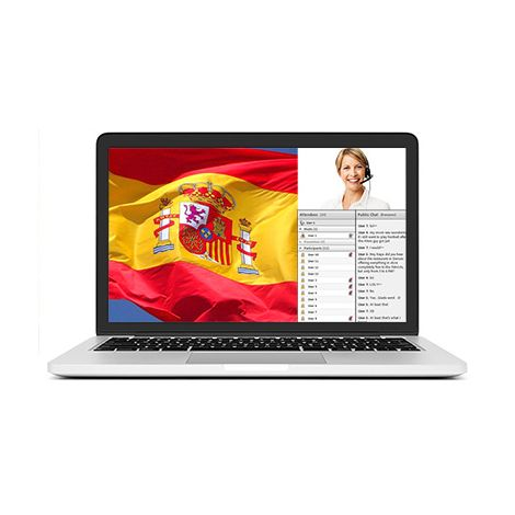 Spanish I - Live Online Course