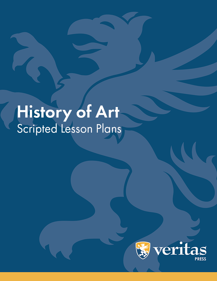 History of Art 2-6 - Lesson Plans