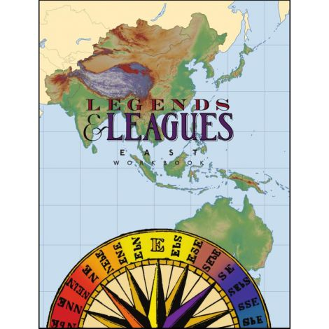 Legends & Leagues East Workbook