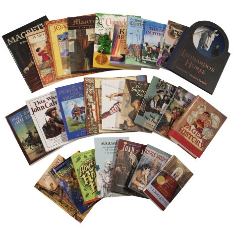 Middle Ages, Renaissance & Reformation Self-Paced - Combined - Literature Kit
