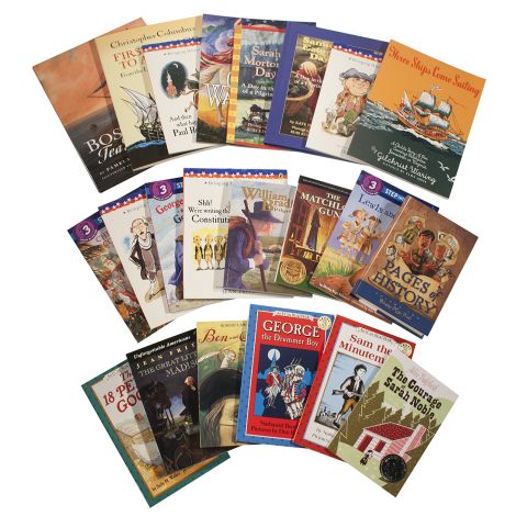 Explorers to 1815 Self-Paced - Level 1 - Literature Kit