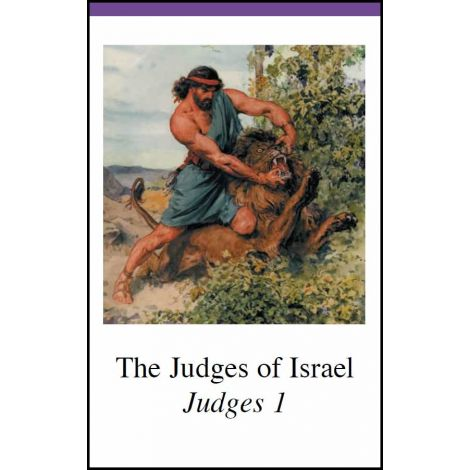 Judges to Kings Flashcards (eBook)