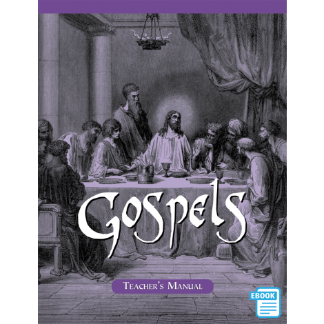 Gospels Teachers Manual (eBook)