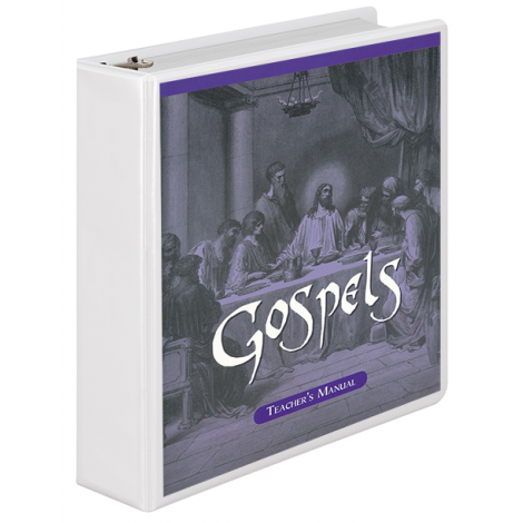 Gospels Teacher's Manual (School Version)