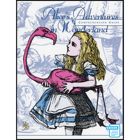 Alice in Wonderland Comprehension Guide (eBook)