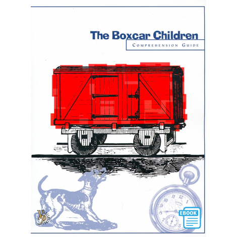 The Boxcar Children Comprehension Guide (eBook)