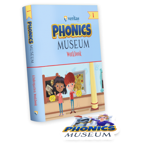Phonics Grade 1 Student Kit without Primers