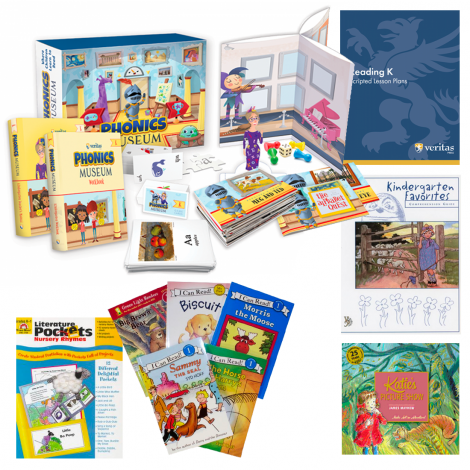 Reading K - You Teach Kit