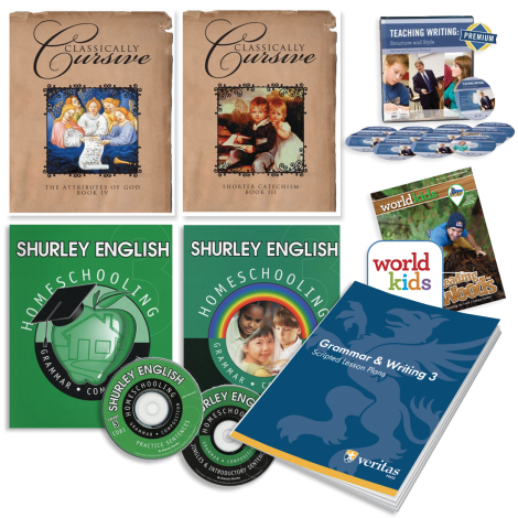 Grammar & Writing 3 - You Teach Kit