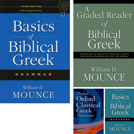 Greek I - Live Course Kit