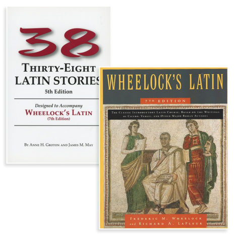 Latin I - Live Course Kit