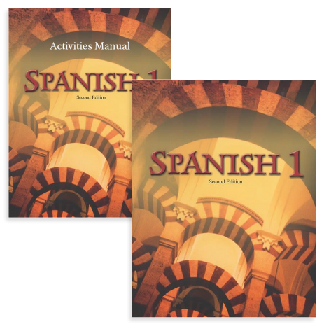 Spanish I - Live Course Kit