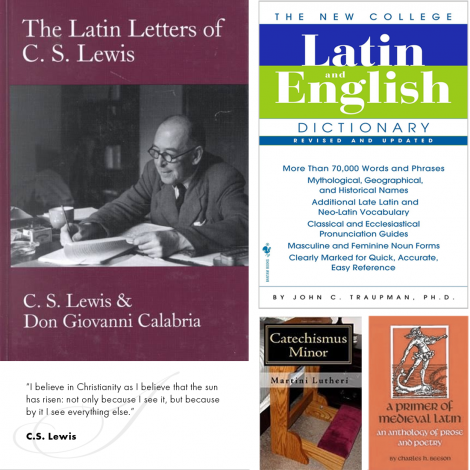 Latin Readings - Medieval to Modern - Live Course Kit