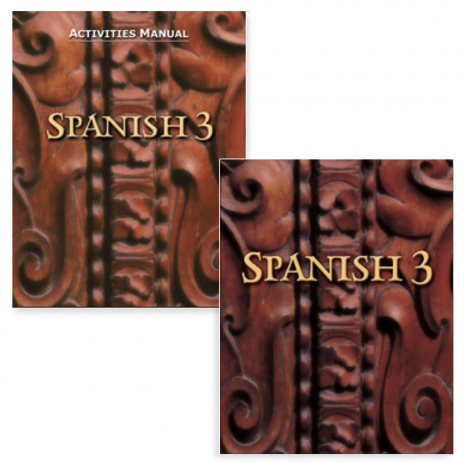 Spanish III - Live Course Kit