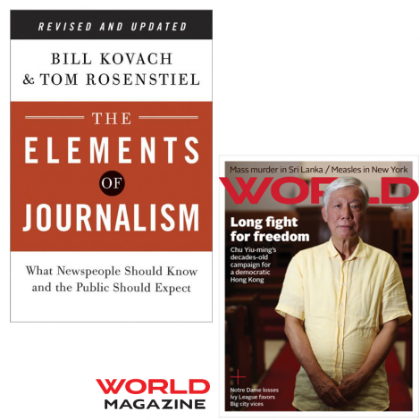 Journalism - Live Course Kit