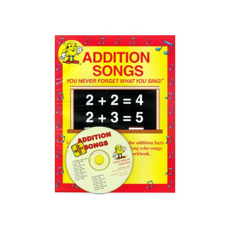 Addition Songs CD