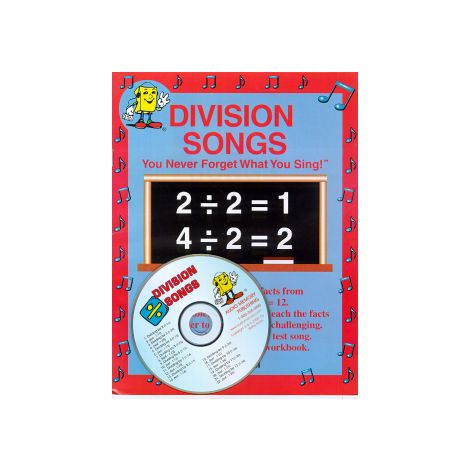 Division Songs CD