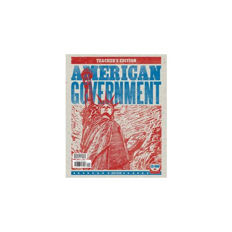 American Government Teacher's Edition (3rd Ed)