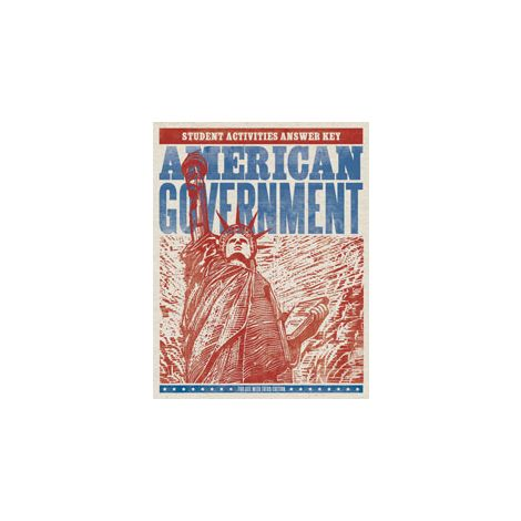 American Government Student Activities Manual Key (3rd Ed)
