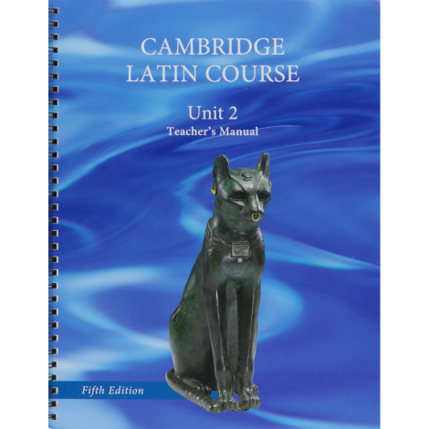 Cambridge Latin 2 Teacher Manual - 5th Ed.