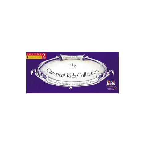 Classical Kids Vol 2 CDs