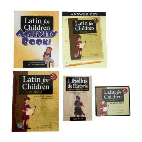 Latin for Children A Set