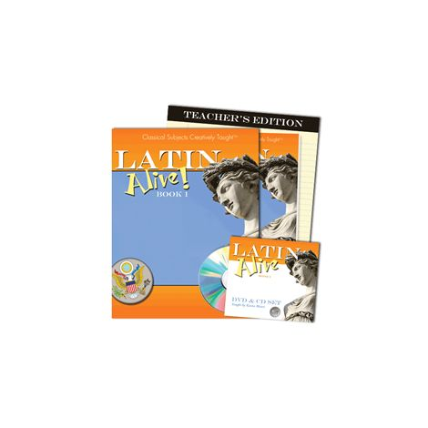 Latin Alive! 1 Kit