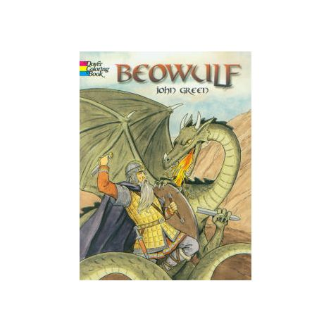 Beowulf Coloring Book