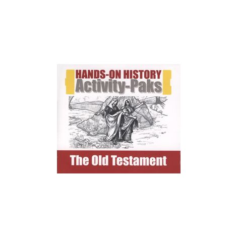 Old Testament Activity Pack