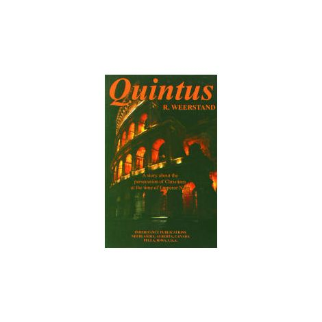 Cover: Quintus: A Story About the Persecution of Christians at the Time of Emperor Nero