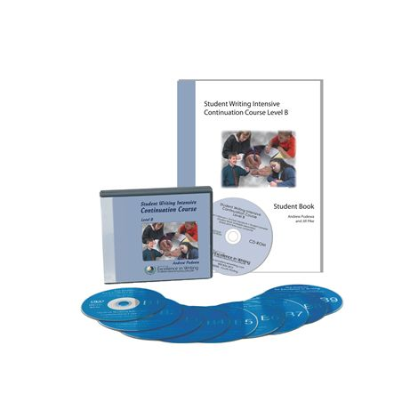 IEW Student Writing Intensive Continuation, Course B DVDs