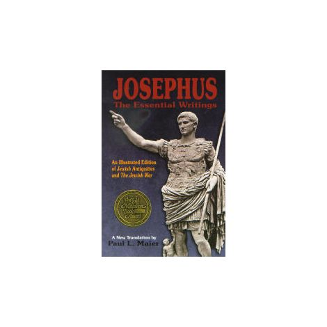 Josephus: The Essential Writings (4P)