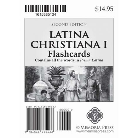 Latina Christiana L1 Flashcard