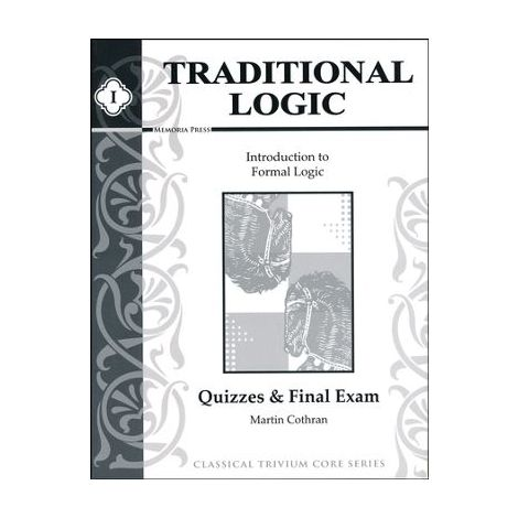 Traditional Logic 1 Quizzes and Tests