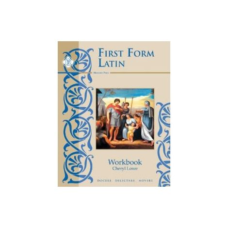 Second Form Latin: Latin Grammar Year 2: Student workbook