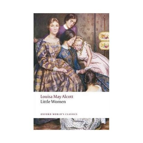 Little Women - Oxford World's Classics (3S)