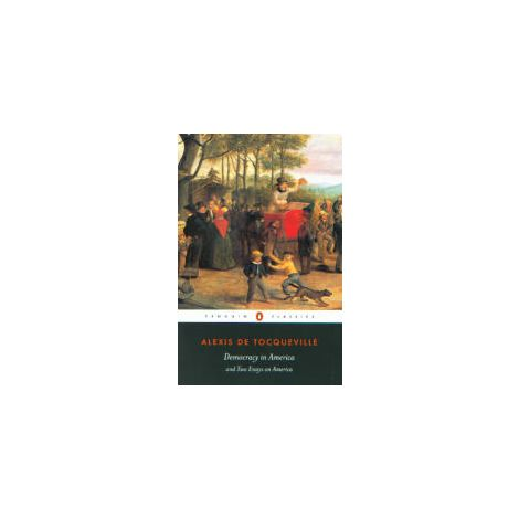 Democracy in America and Two Essays on America (6P)